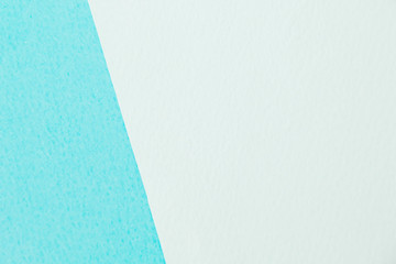 Creative colorful pastel paper background with two tone color