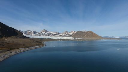 Arktyczne krajobrazy