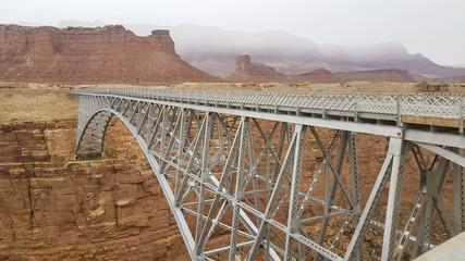 Railway Bridge over Colorado River