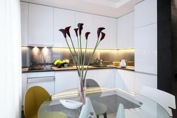 Interior design - modern kitchen