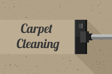 Carpet cleaning banner