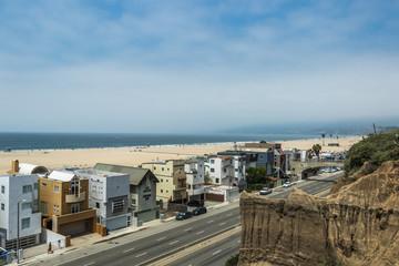Santa Monica Beach, California