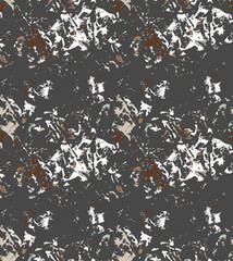 Grunge texture brown with black