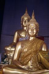 Wat Soi Thong : チャオプラヤー川・ワット・ソイ・トン