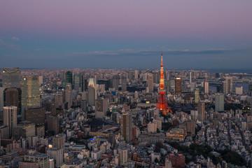 Twilight Over Tokyo