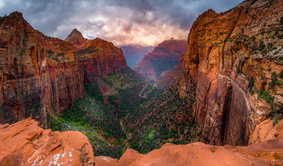 Beautiful Zion