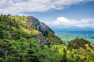 Summer View from Grandfather Mountain