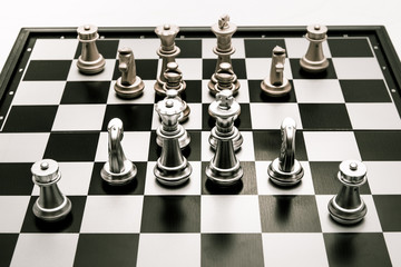 Chess position for the winners