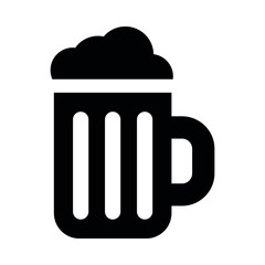 Beer drink icon