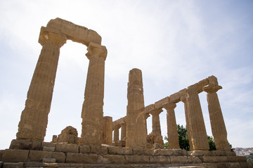 Temple of Hera - Agrigento - Sicily