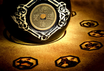 Chinese oriental astrology