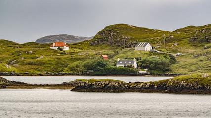 Life on the outer hebrides - Leben auf den äußeren Hebriden