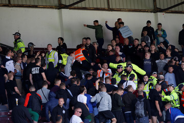 Burnley vs Hannover 96 - Pre Season Friendly