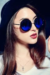 modern round sunglasses