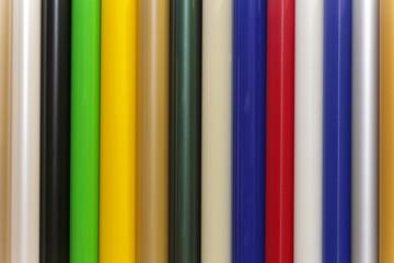 Color vinyl pvc