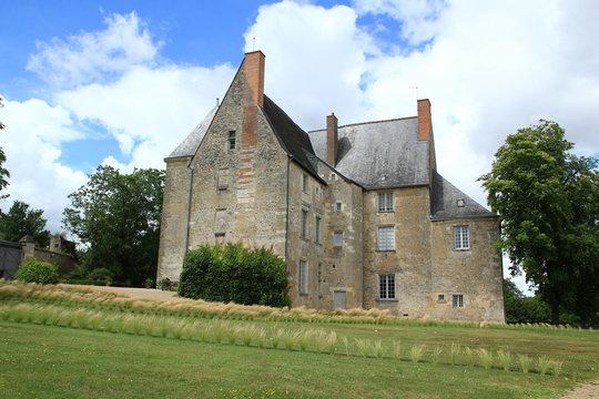 Balzac au Château de Saché