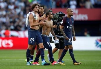 Paris St Germain vs Amiens SC - Ligue 1