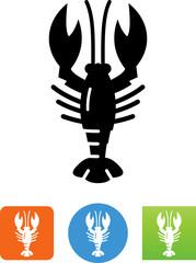 Lobster Icon - Illustration