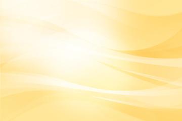 オレンジ色のウェーブ 抽象的な背景