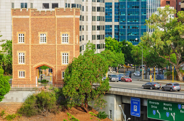 Search photos perth for 66 st georges terrace post office