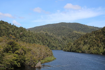 Gordon River-Tasmanien