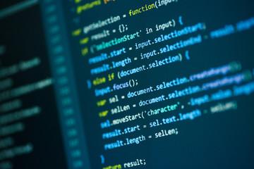 Photos software developer programming code