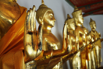 STATUE BUDDHISM