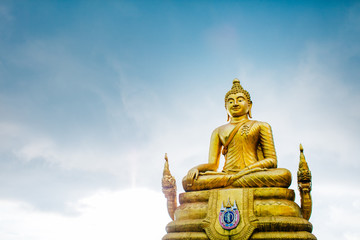 Buddha. Phuket island. Thailand.