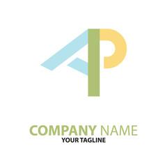 AP PA initial logo concept