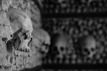 Skull Chapel in Faro