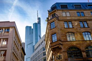Office buildings in Frankfurt