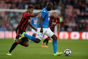 AFC Bournemouth vs SSC Napoli  - Pre Season Friendly