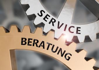 Service Beratung