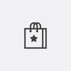 Simple Bag Icon