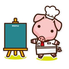 豚の料理人とメニュー