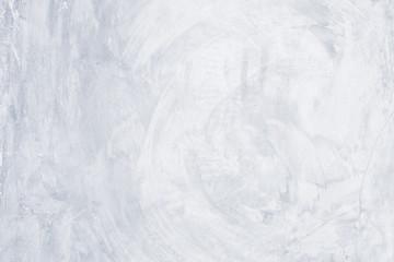 Fotobehang - Blank gray grunge cement wall texture background, banner, interior design background