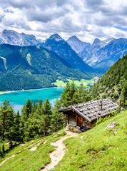 Wall Mural - achensee lake in austria