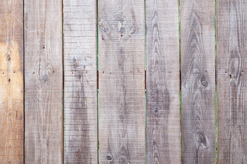 Texture of natural wooden fence