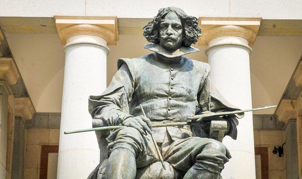 Statue of Velazquez