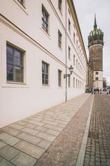 Schlosskirche der Reformation in Lutherstadt Wittenberg