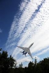 Passenger Airplane Take-Off