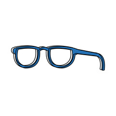 fashion glasses frame accessory icon