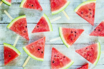 Watermelon. Selective focus.