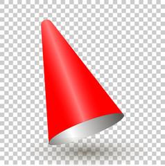 Vector cone icon