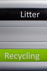 Recycle  Litter