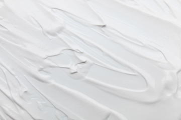 white cream texture for pattern and background