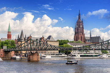 Frankfurt Am Main in Germany