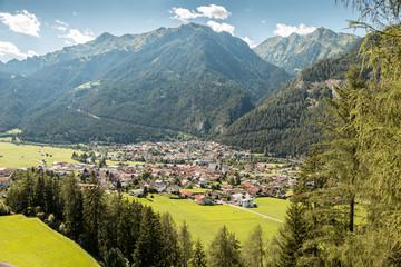 Pfunds in Österreich