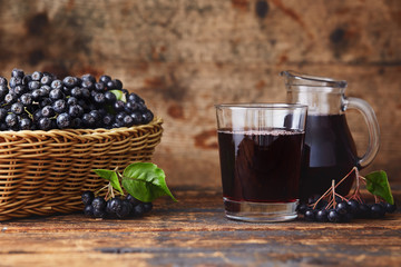 Aronia Berry Juice