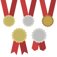 Awards, medals set